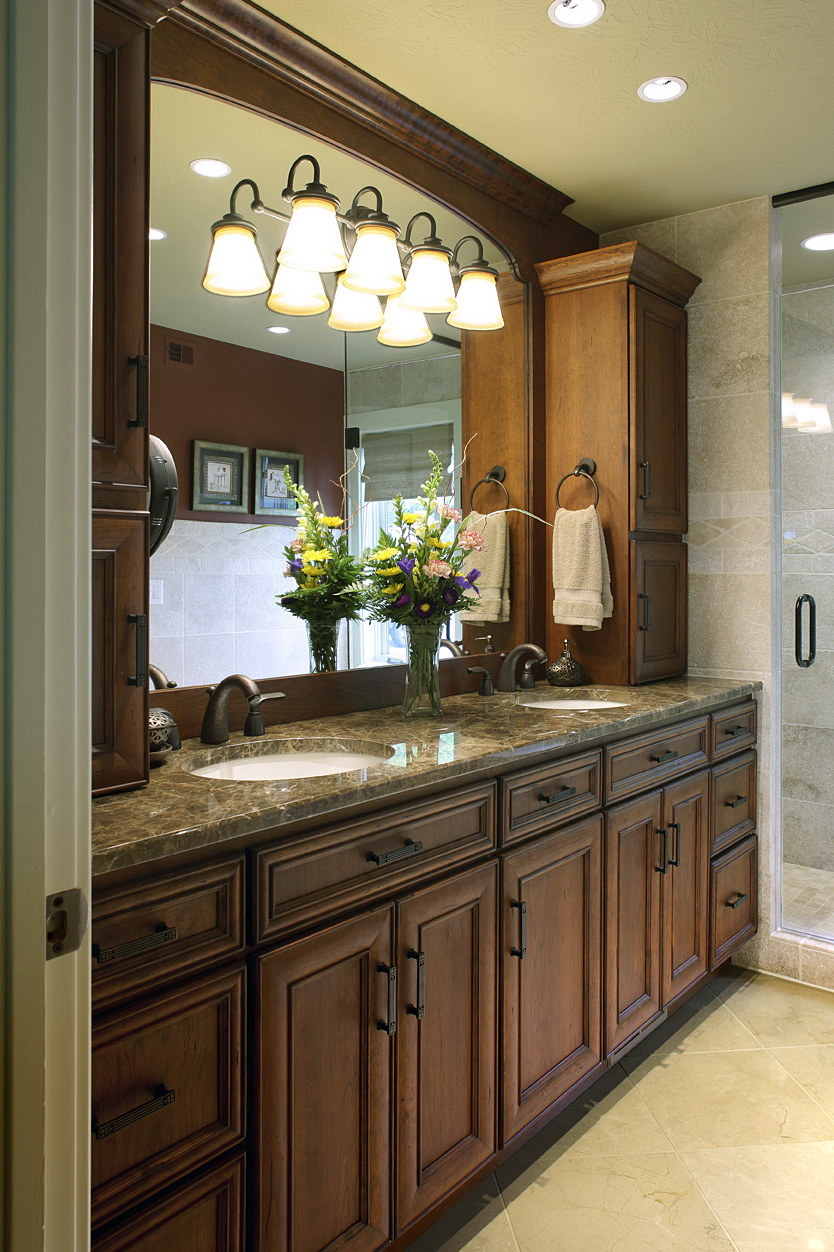 Arlington Bath Showplace Wood