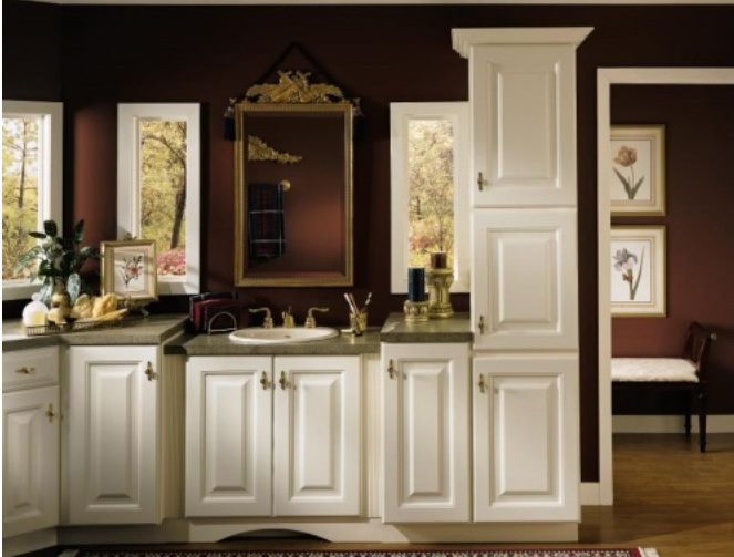Kemper usa kitchens and baths manufacturer - Bathroom vanities nebraska furniture mart ...
