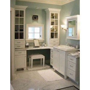 Family bath, CWP Cabinetry