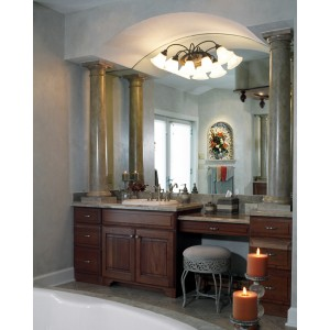 Opulent Flair bath, Mouser
