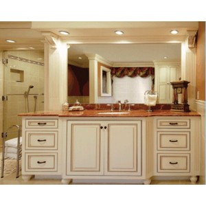 Perfection bath, CWP Cabinetry