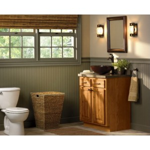 Rustic Birch bath, Aristokraft