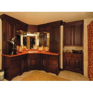 Surprise bath, CWP Cabinetry