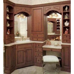 Temptation bath, CWP Cabinetry