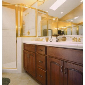 Chelsea bath, Great Northern Cabinetry