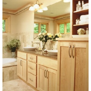 Comfort bath, Great Northern Cabinetry