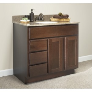 Georgetown bath, Kountry Wood Products