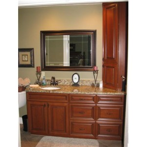 Perfection bath, Prestige Cabinets