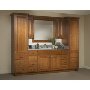 Princeton bath, Kountry Wood Products