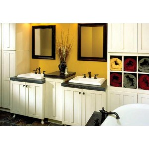 Thomaston bath, Jim Bishop Cabinets