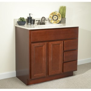 Vanderburgh bath, Kountry Wood Products