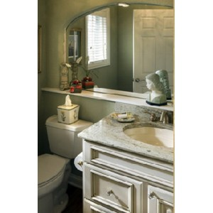 Verona bath, Great Northern Cabinetry
