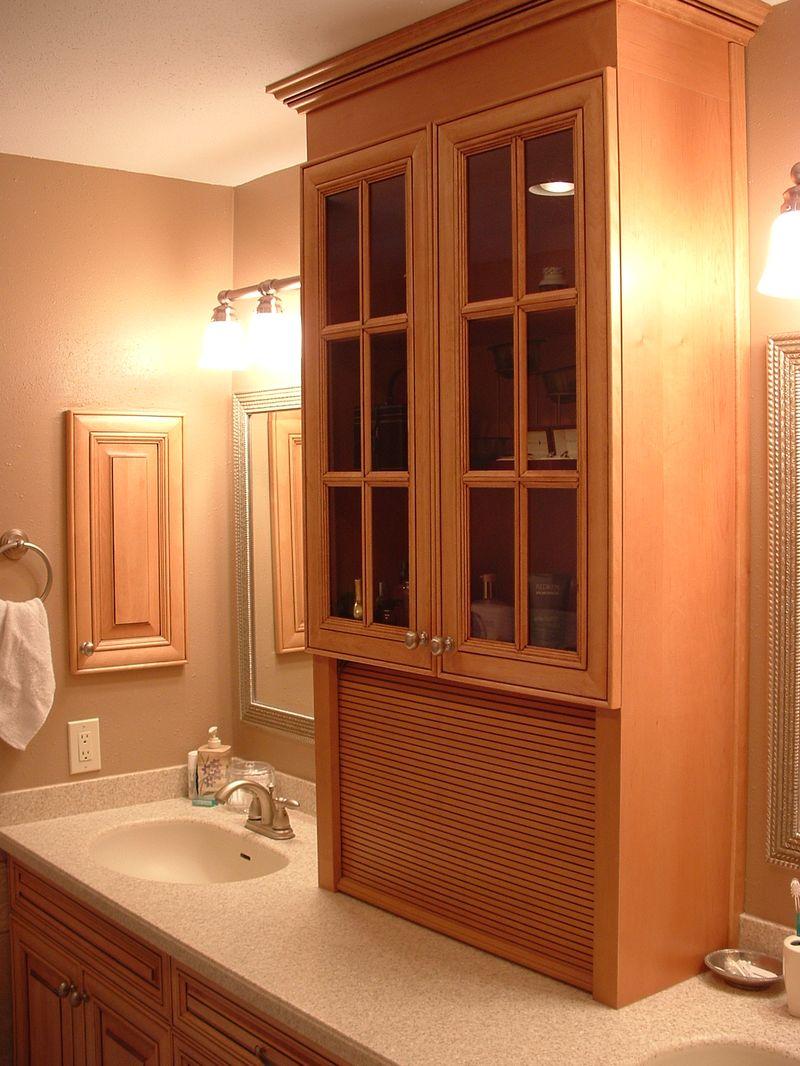 Olympus Bath, Prestige Cabinets. Olympus