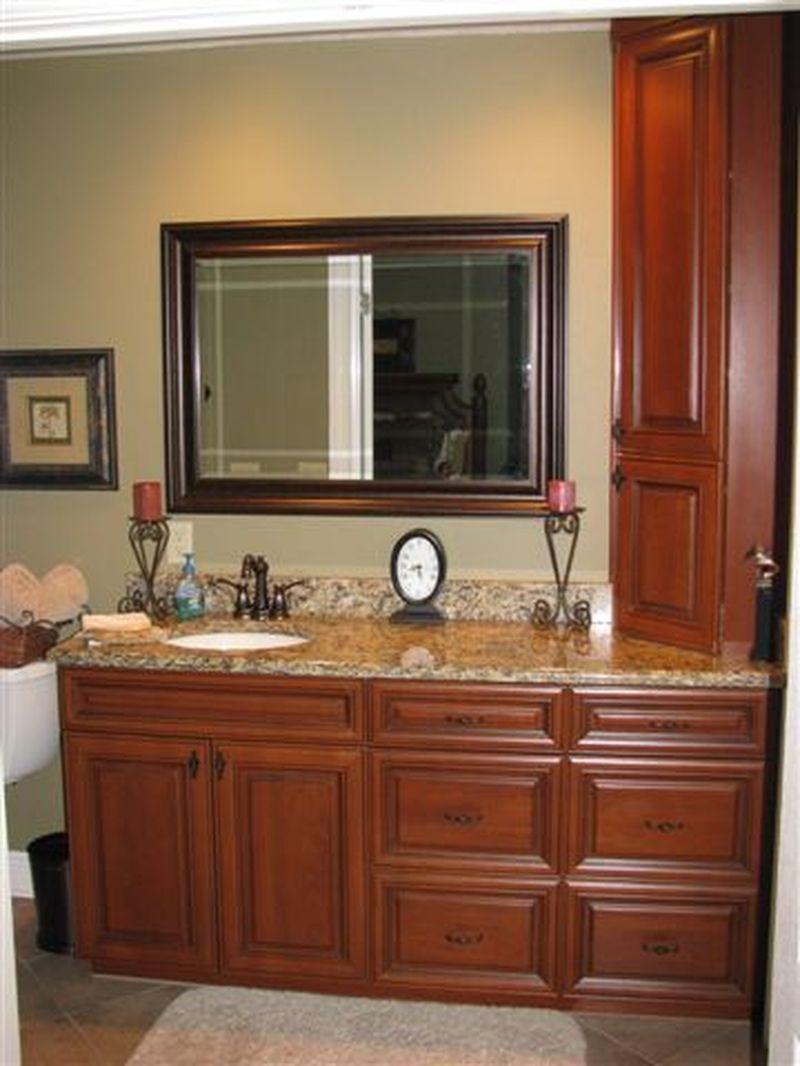 Perfection Bath, Prestige Cabinets. Perfection