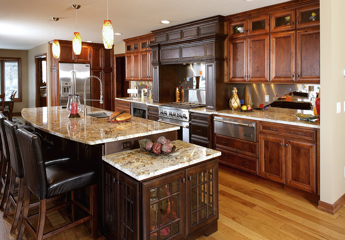 Superbe Arlington Kitchen, Showplace Wood. Arlington
