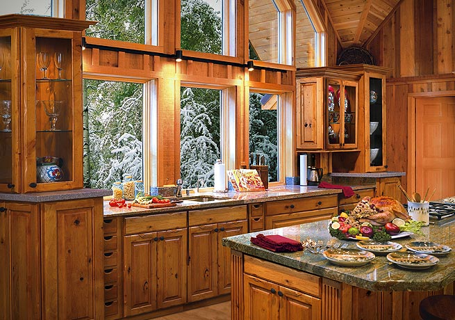 Dewils usa kitchens and baths manufacturer for Country kitchen cabinets