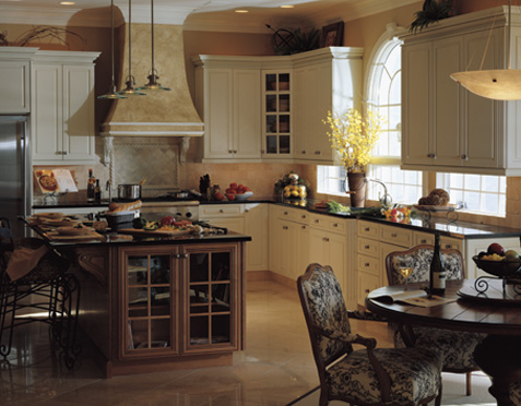 Kitchen craft usa kitchens and baths manufacturer for Kitchen cabinets berkeley