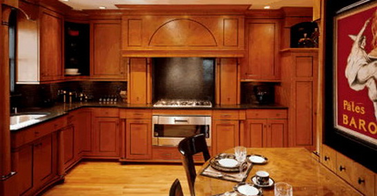 Biedermeier Kitchen, Premier Custom Built. Biedermeier