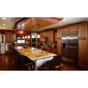 Arlington kitchen by Showplace Wood