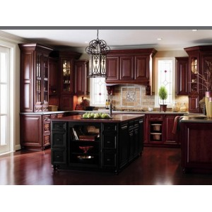 Artesia kitchen, Omega Cabinetry