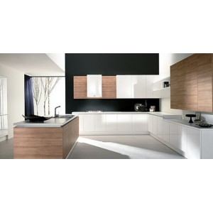 Atelier Laminate kitchen, Aster Cucine