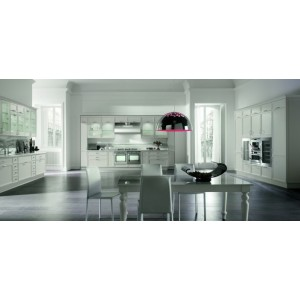 Avenue Lacquer kitchen, Aster Cucine