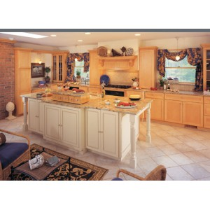 Beringer kitchen, Omega Cabinetry