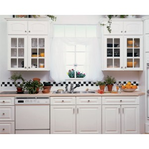Breckenridge kitchen, Medallion