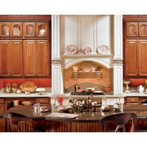 Briarwood & Stratford kitchen, Medallion