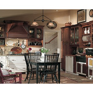 Brookhill kitchen, Medallion
