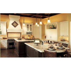 Chatham Inset kitchen by Canyon Creek