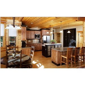 Chesapeake kitchen by Showplace Wood