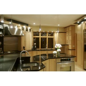 Contempo kitchen, Custom Cupboards