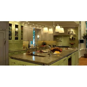 Contemporary Family kitchen, Premier Custom Built