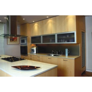 ContempLuxury kitchen, Cuisines Laurier