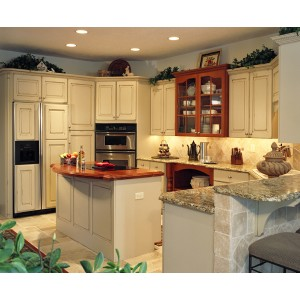 Contemporary Elegance kitchen, Mouser