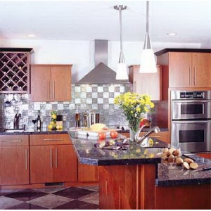 Contemporary Kitchen kitchen, Mouser