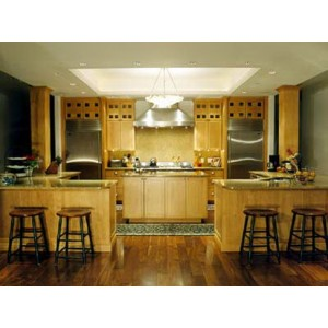 Dynamic Contemporary Design kitchen, Mouser