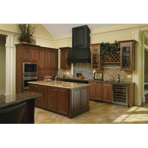 Ebony Hood kitchen, Mouser