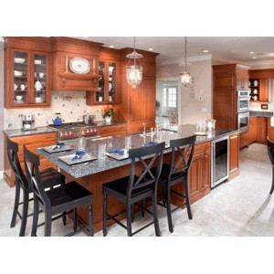 Elite kitchen, CWP Cabinetry