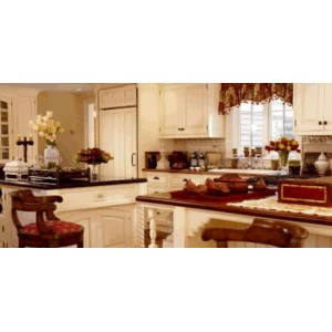 English A kitchen, Premier Custom Built