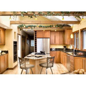 Extravagant kitchen, CWP Cabinetry
