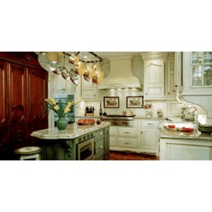 French Comfort kitchen, Premier Custom Built