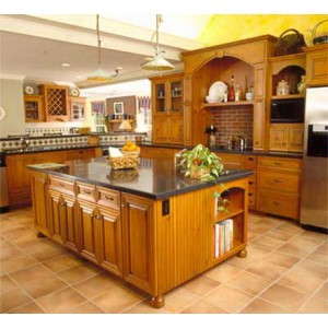 Functional Island kitchen, Mouser