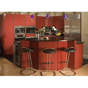 Galaxy kitchen, CWP Cabinetry