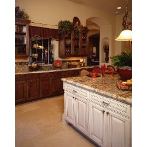 Hartford Glazing kitchen, OakCraft