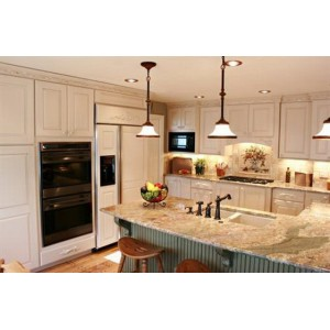Heritage Beaded kitchen, Custom Cupboards