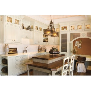 Homespun Elegance kitchen, Mouser