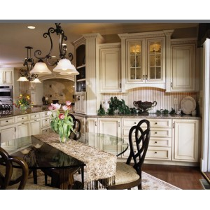 Kingston kitchen, Omega Cabinetry