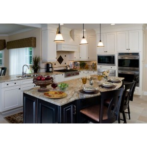 Extravagant kitchen, Apple Valley Woodworks